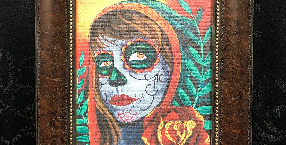 day of the dead 2 giclee