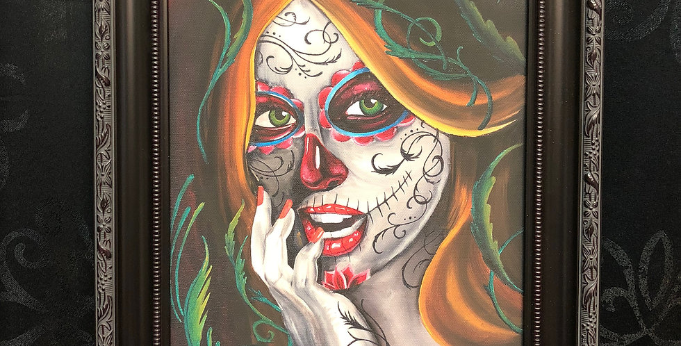day of the dead 4 giclee