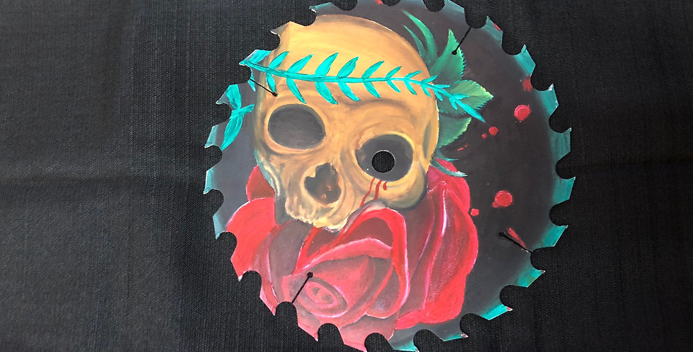 skull and rose 2