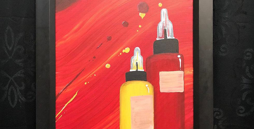 ink bottles 2
