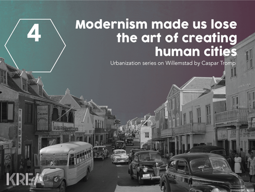 Urbanization series: Modernism made us lose the art of creating human cities (4)