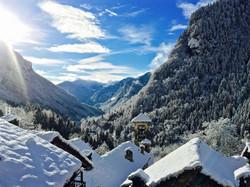 Sla' Piana - Vista Balcone Inverno