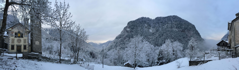 Piana Fontana - Inverno