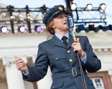 Miss Sarah Jane The 1940s Vocalist