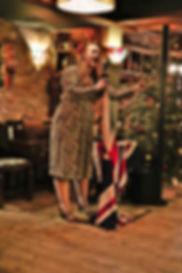 Miss Sarah Jane 1940s Tribute act Vocali