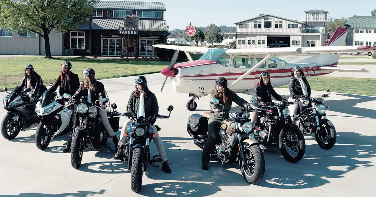 biker girls W plane.jpg