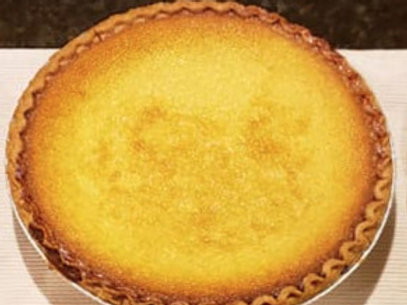 Coconut Chess Pies