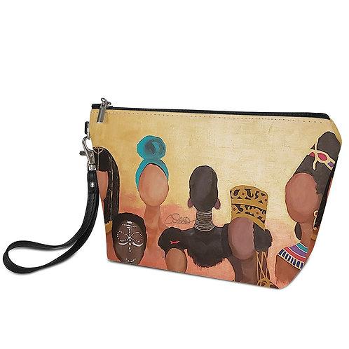 Queen Me Sling Cosmetic Bags