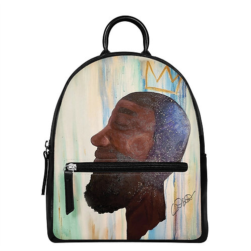Royal PU Backpack