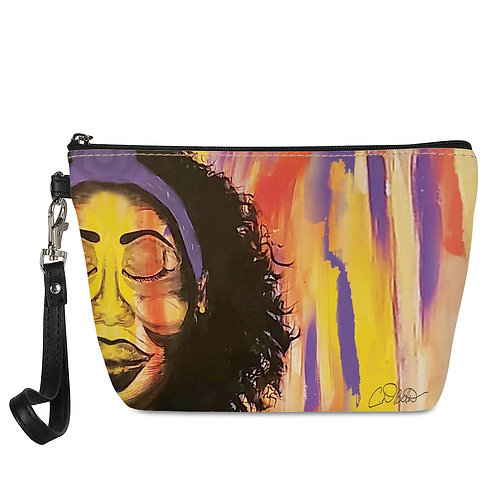 Her Own Peace Sling Cosmetic Bags