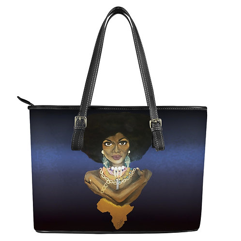 Heritage Leather Tote Bags
