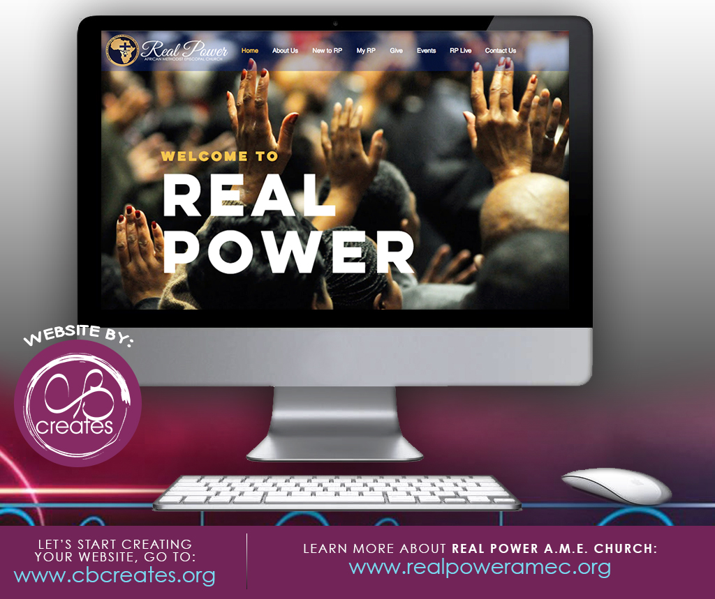 Real Power AME Church