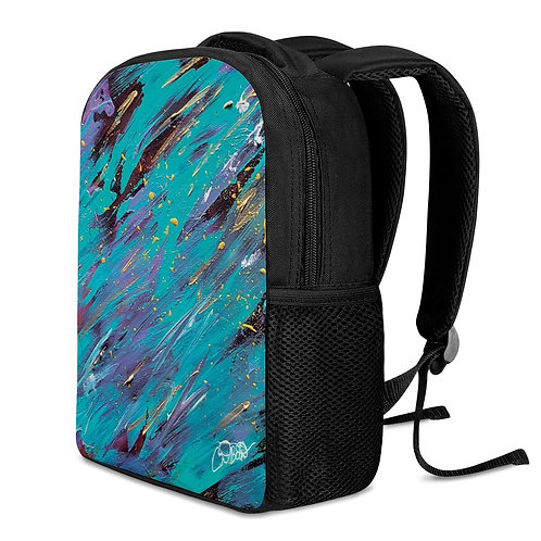 The Journey 12 Inch Toddler Felt Backpack