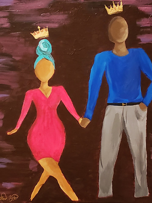 PRINT: Power Couple