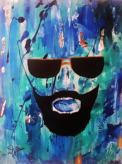 PRINT: That Beard Life