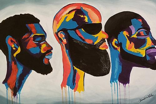 PRINT: Beard Gang Matters