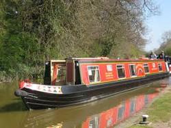 Narrowboat trip 2018