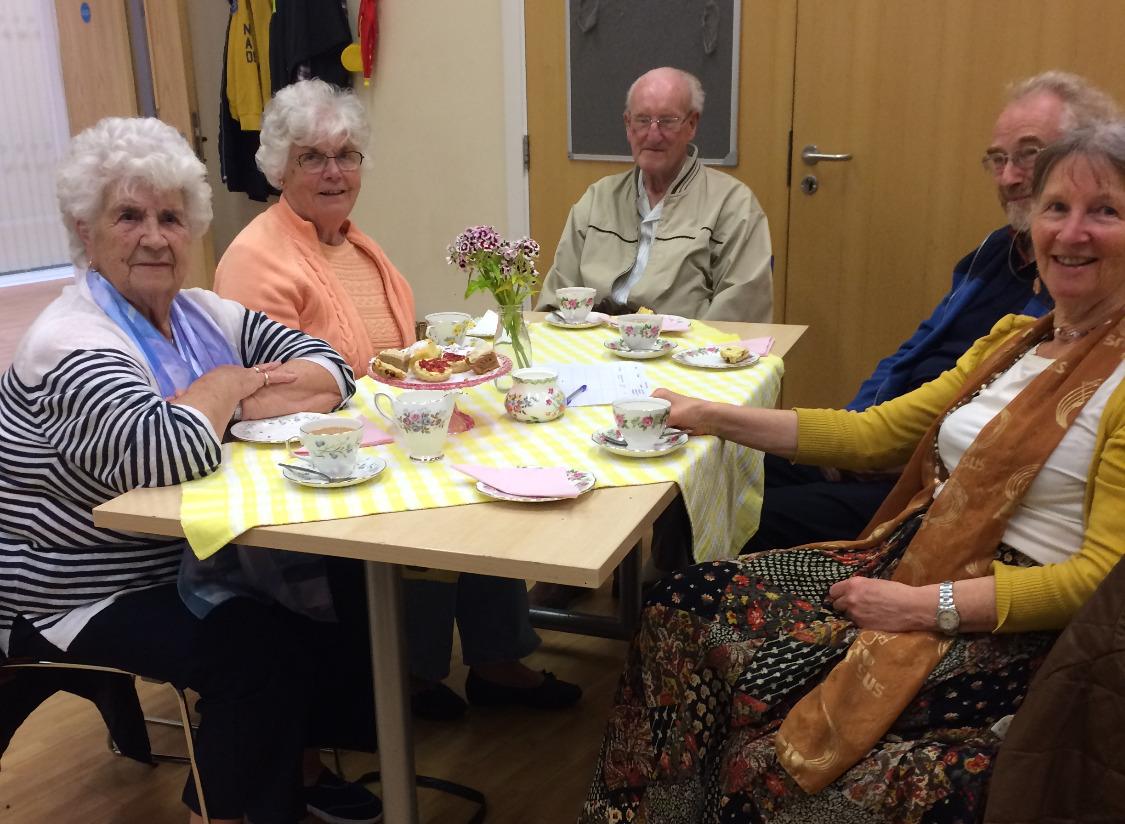 Senior Matinees at NCYC