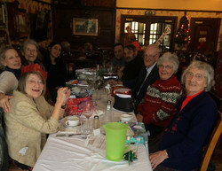 Christmas Lunch at the Oak