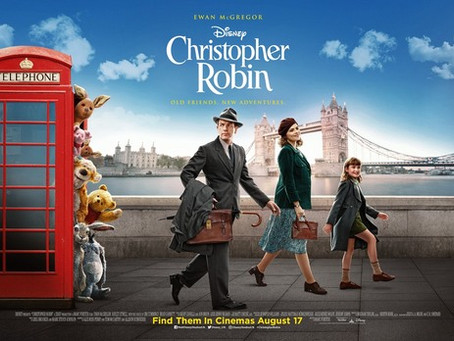 Christopher Robin at Neston Flicks