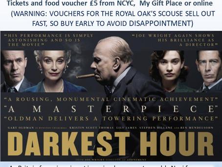 Darkest Hour at Neston Flicks