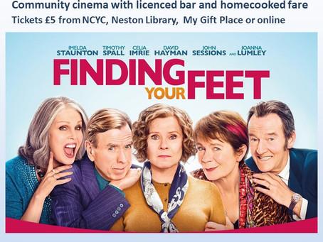 Finding Your Feet at Neston Flicks