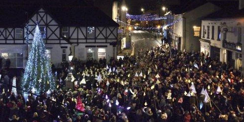 Neston Christmas Carnival Lantern Workshop