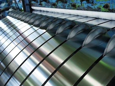 SS Profiling Coil Slitting Service