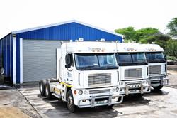 SS Profiling Trucks