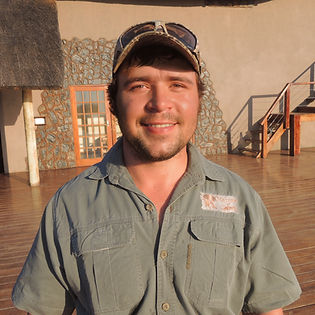 Pieter Bornman Mafojani Safaris