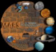Space & Planet Calendar 2019 - 2020