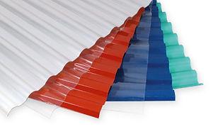 PolycarbonateSheeting - Corrugated, IBR & Widespan.