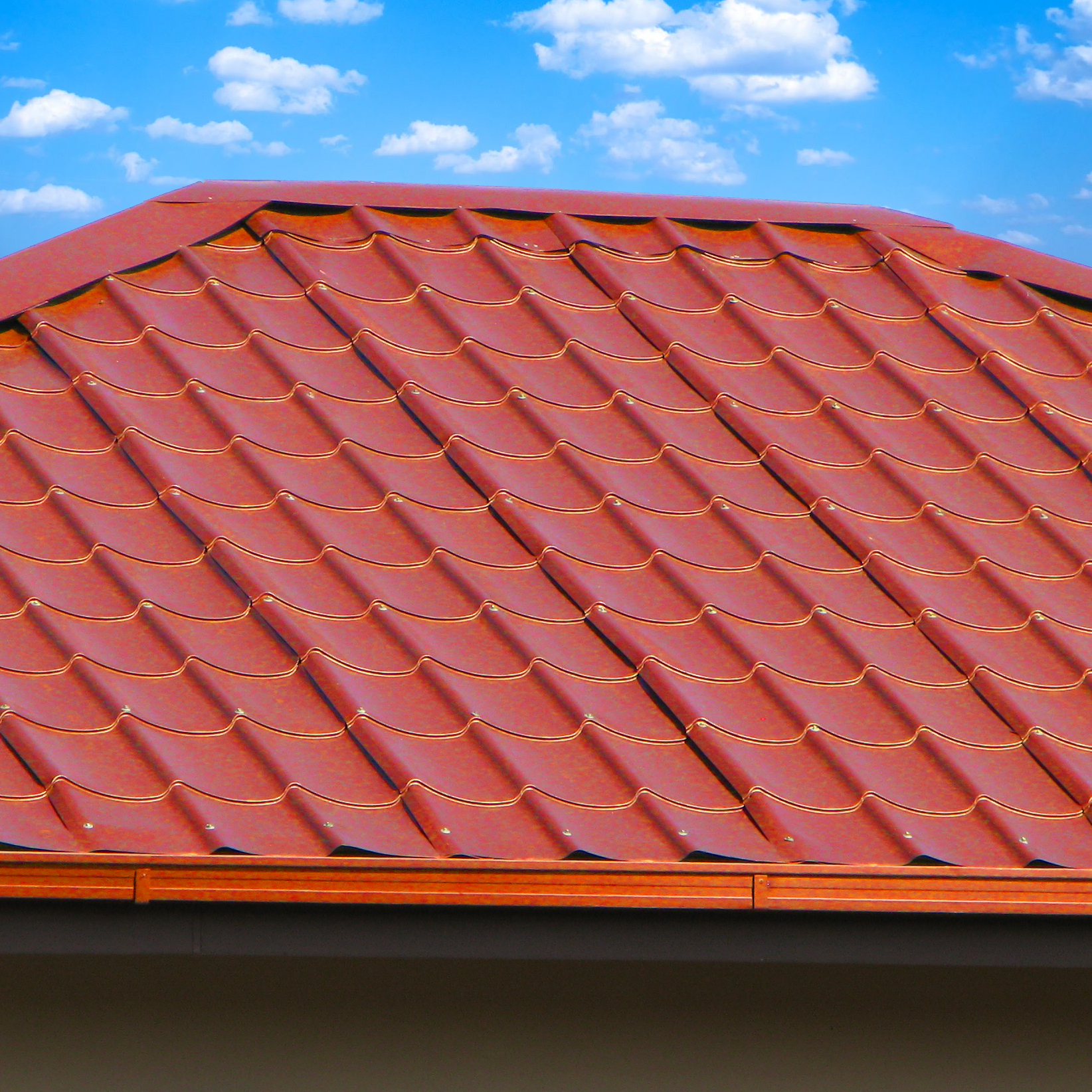 SS Tile Roof Sheet