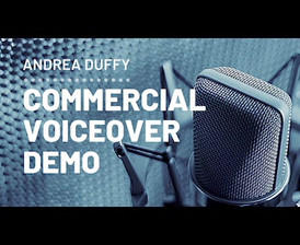 Radio Commercial Voiceover Demo