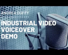 Industrial/Narrative Video Voiceover Demo