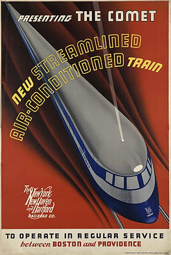 Presenting-The-Comet-New-Streamlined-Air