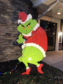 Don't let the Grinch steal your dinner!