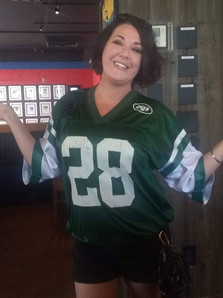 Marla loves the Jets???