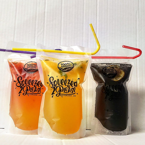 Mixed Pack of (5) 16oz Lemonades