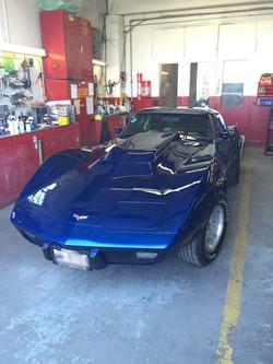 Corvette Build