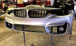 BMW M4 Conversion