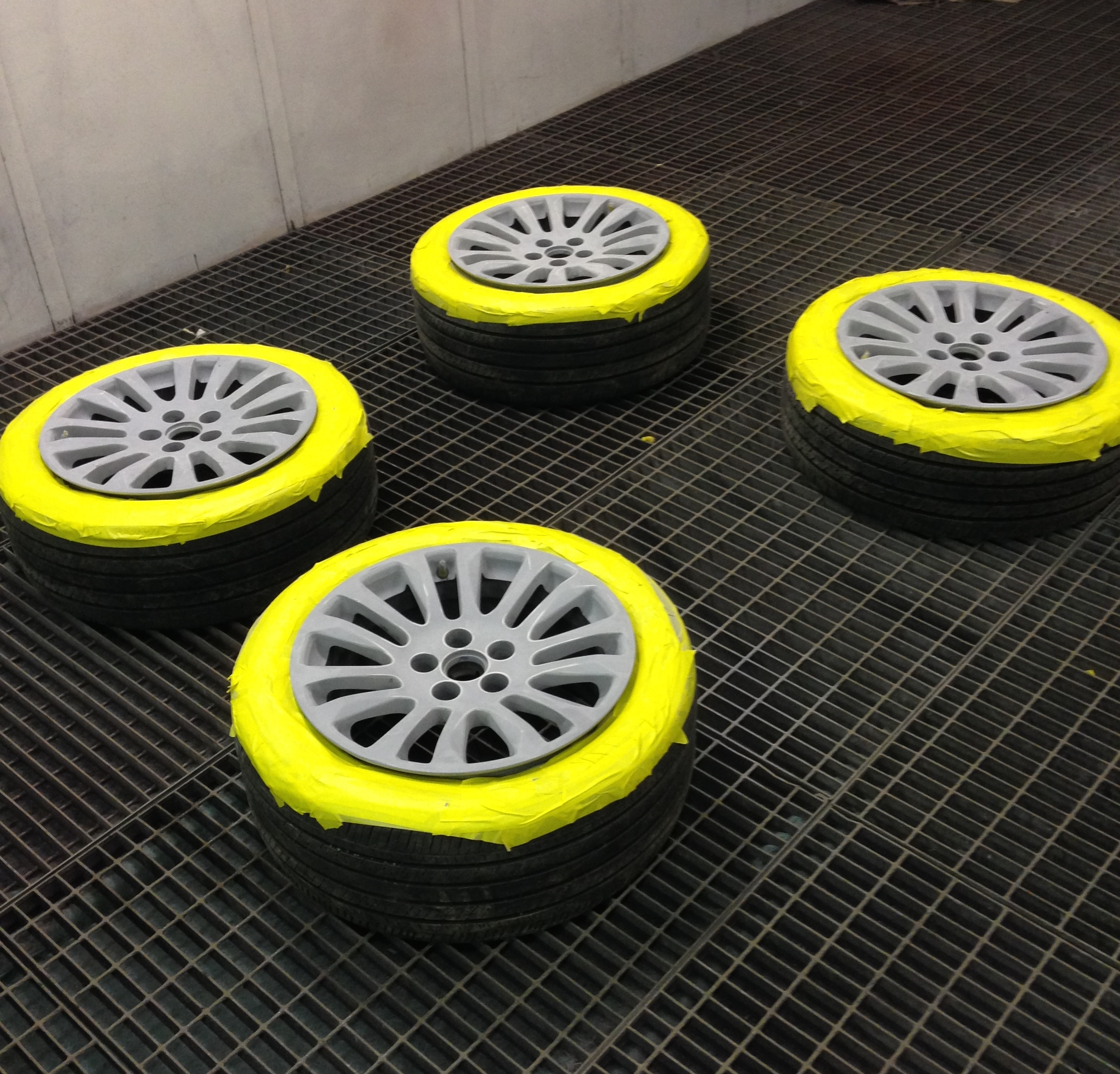 Cadillac Coupe Rims