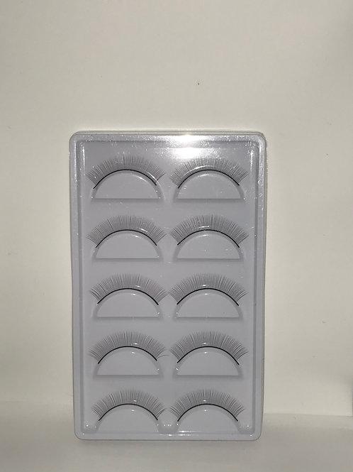 Practice Eyelash Strips