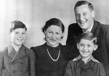 Gordimerių šeima. Tėvai Ira (Icikas)