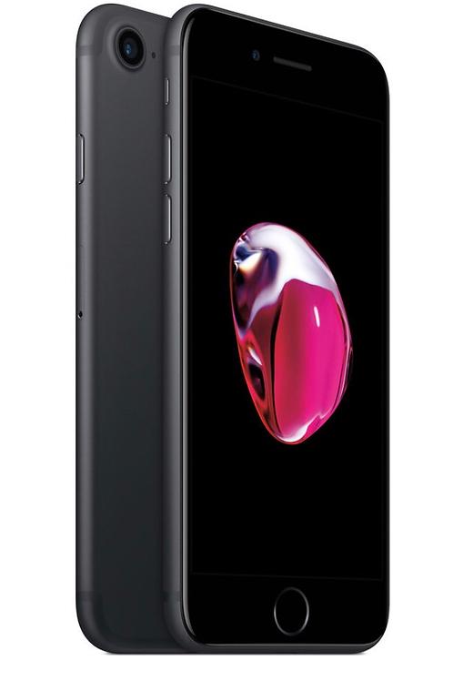 Apple iPhone 7 32 GB, Black, EE