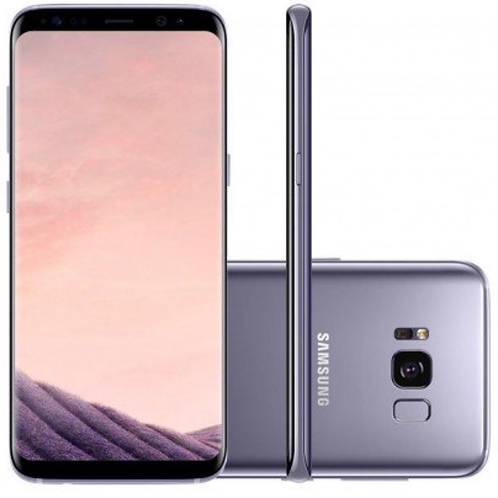 S8 Galaxy S8 Orchid Gray Colour