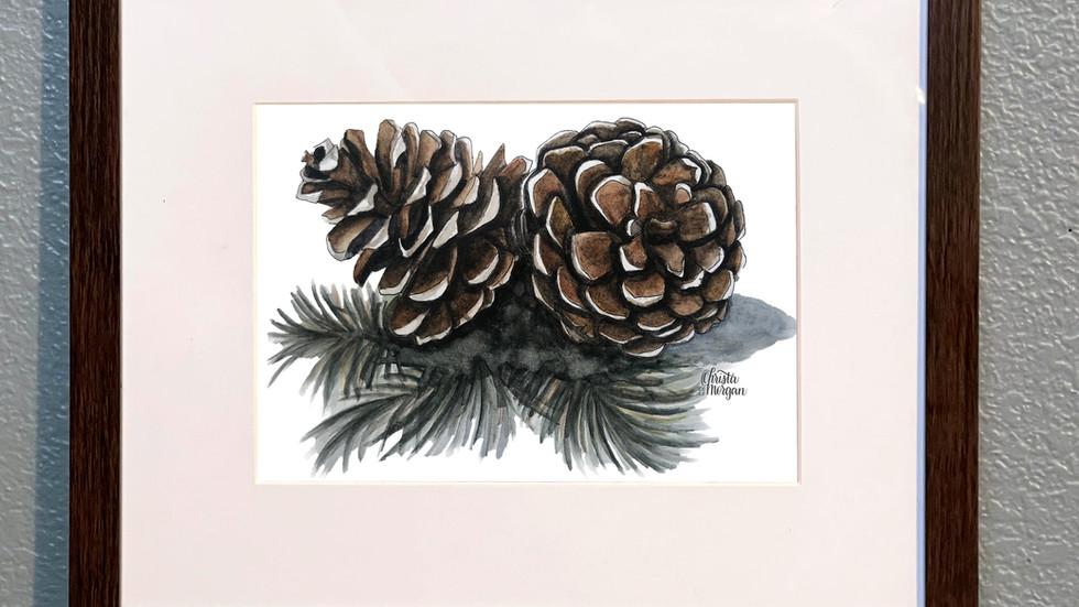 Pinecones.8x10.framed.jpg