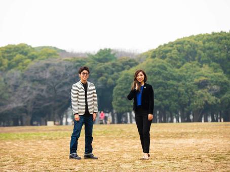 トークセッション PiN UP 第 3 回 ヨシダアキヒロが南谷真鈴にインタビュー