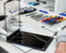 conserto ipad e ipod