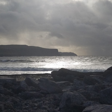 View of Cliffs of Moher, Doolin, Co. Clare, Ireland 2017